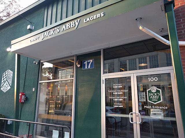 Jack's Abby in Framingham, MA