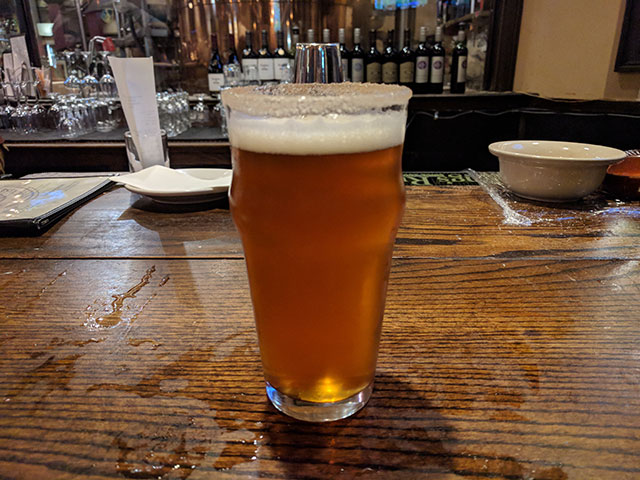 John Harvard's Harvest Spice beer