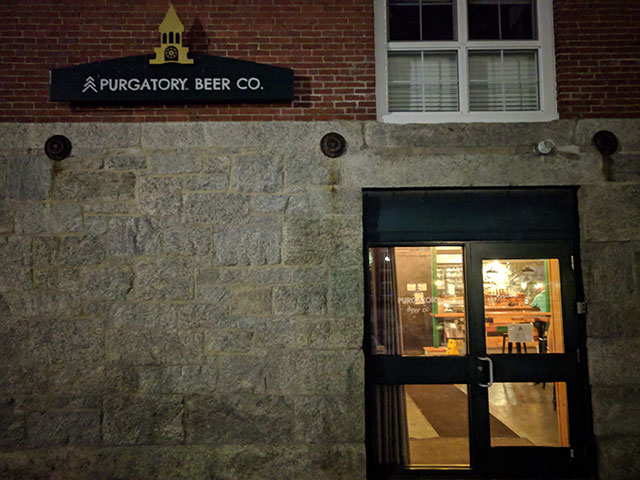 The Purgatory Beer Company